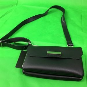 reaction kenneth cole ladies cross body bag